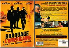 BRAQUAGE A L'AMERICAINE - avec Tom BERENGER et Burt REYNOLDS - 2002 - 93 mn NEUF