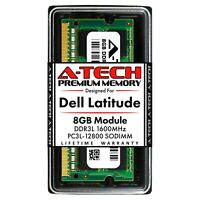 8GB PC3L-12800 DDR3L 1600 MHz Memory RAM for DELL LATITUDE E7440