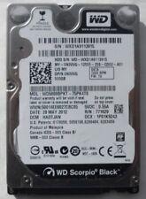 """WESTERN DIGITAL WD 2.5"""" WD5000BPKT 500GB HARD DISK DRIVE PC MAC OS X High Sierra"""
