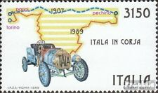 Italy 2071 (complete issue) unmounted mint / never hinged 1989 Auto Racing Beiji