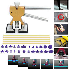 PDR Paintless Car Dent Repair set Lifter Glue Stick Puller Tab Hail Removal Tool