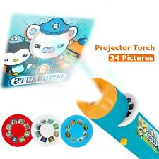 Octonauts Torch Projector 24 pictures Sky Projector Kids Children Gift Toys