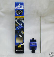 Motorcycle Motion Pro Chain Alignment Tool NEW! 17-014