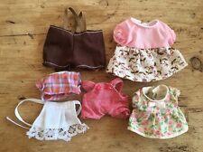 Sylvanian Families Bundle Clothes/Clothing/Shoe/Dress Shop PINKS