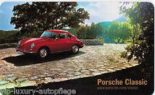 Porsche 356 Frühstücksbrett Classic  Größe: 23,3 x 14,4 cm
