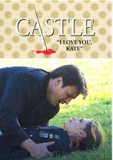 Castle Seasons 3 & 4 Caskett Chase Card  C1