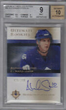 05-06 Ultimate Alexander Steen Rookie Card RC #96 /299 Mint BGS 9 Auto 10