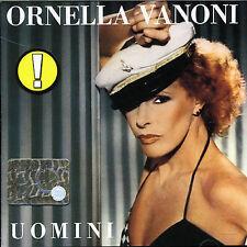 ORNELLA VANONI - UOMINI NEW CD