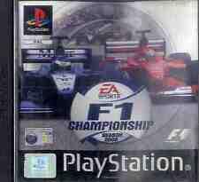 F1 CHAMPIONSHIP Season 2000 Gioco per Playstation USATO BUONE CONDIZIONI