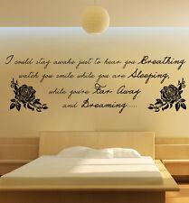 Aerosmith Breathing Letras Extra Grande Texto Vinilo Decorativo Dormitorio
