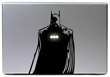 "Apple MacBook Air Pro 15"" BATMAN ARKHAM BEGINS Autocollant Sticker habillé 456"