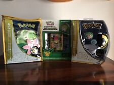 Pokemon 20th Anniversary Shaymin Mythical Collection Set