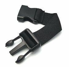 8 INCH BELT EXTENSION EXTENDER FOR TRAVEL LEATHER WAIST BUM BAGS BUMBAGS