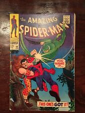 Amazing Spider-Man #49 Comic Kraven & New Vulture Almost Team-Up vs. Spidey