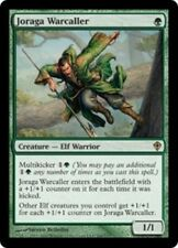 1x Joraga Warcaller - Foil Worldwake Light Play, English MTG