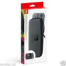 Nintendo Switch Accessory Carry Case + Screen Protector Official Product Genuine