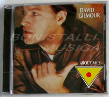 DAVID GILMOUR - ABOUT FACE - (EMI) 0094637084229 - CD sealed