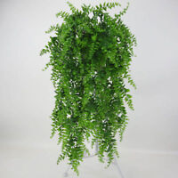 Artificial Flower Pine Needles Fake Vine Plants Leaves Hanging Decor Practical
