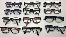 Lot of 12 Youth/Kids Ray Ban Eyeglass Frames for Parts/Repair/Refurbishing