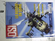 16µµ Revue DSI n°132 Russie en Syrie / Corée du sud / Robotique militaire YEMEN