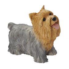 Cf332 - Yorkshire Puppy Dog Statue