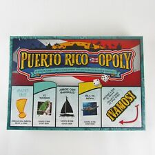 Puerto Rico Opoly Monopoly Board Game NEW Factory Sealed