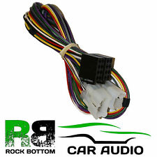 PC2-93-4 Lexus IS200 98-03 Amplifier By-Pass ISO Car Stereo Harness Adaptor Lead