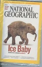 """National Geographic,May 2009 """"Ice Baby"""" Cover"""