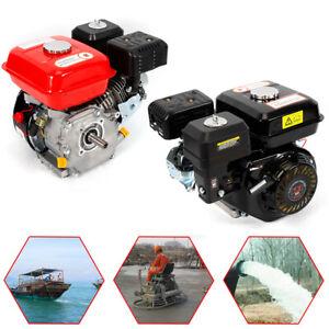 7,5PS 4-Tak Gasmotor Benzinmotor Standmotor OHV Motor Industriemotor 5.1kW DE