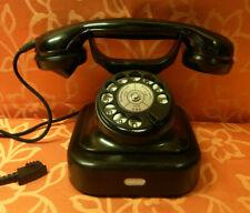 W28  Telephone Telefon Hagenuk Baujahr: 5.1954  W28 Original restauriert!