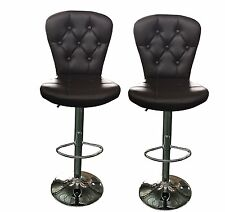 Bar Furniture Bar Stools Ikayaa 2pcs Modern Metal Bar Stools With Footrest Counter Pub Stool Padded Seat Kitchen Chairs Home Bar Furniture Us De Stock Colours Are Striking