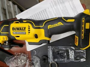 Dewalt Atomic DCS354B 20V Max Brushless Cordless Oscillating Multi Tool NEW