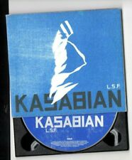 Kasabian – L.S.F. (Lost Souls Forever) RCA – PARADISE14 4 track single + Video