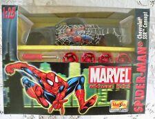 Spider-Man Chevrolet Ssr Concept Die Cast Model Car Kit Maisto & Marvel 1:25