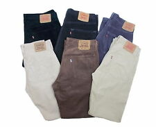 Levi's Corduroy Classic Fit, Straight Jeans for Men