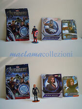 "5.5/"" Marvel gli Avengers Capitan Marvel Black Widow eroina Figura Figurina NOBOX"