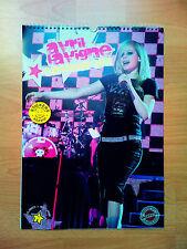 Avril Lavigne Calendrier/Calendar 2011 | comme neuf
