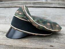 "WW2 GERMAN ""ELITE""INFANTRIE, DOT 44 CAMO ""CRUSHER"" CAP (REPLICA)"