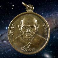Pha Yant Phra Sivali Thai monk Talisman Amulet Rich Wealth Protect life Charm