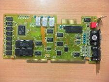 OAK TECH OTI037C 256kB 16-bit ISA VGA CGA EGA Vintage Video Graphics Card