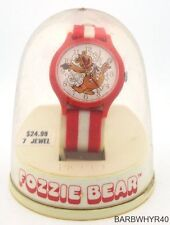 Fozzie Bear Jim Hensen Muppets wind-up Character Watch c.1979 by Picco in Box