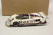 AMR 1/43 - Jaguar XJR9 Seide Cut Le Mans 1986 Nr.51