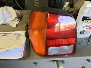 Volkswagen Polo Left Tail Light 6N 12/1996-09/2000