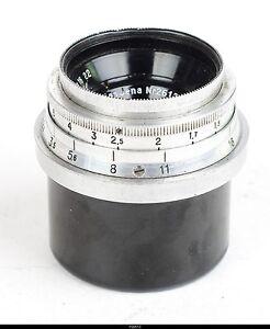 Lens Zeiss Biogon 2.8/3.5cm #2612770 for Contax II II
