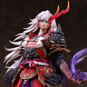 "Onmyoji Ibaraki Doji Figurine NetEase Original Genuine 30cm/12"" Statue In Stock"