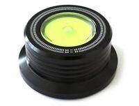 Vinyl Stabilizer Clamp Black - Peso Stabilizzatore Livella Bolla per Giradischi