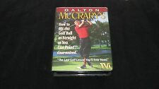 D McCrary's Hit the Glf Ball  Straight as You can Point & Perfect Swing Program