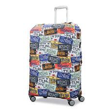 Samsonite Printed Luggage Cover - XL License Plate - Luggage
