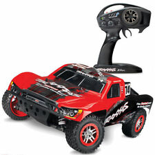 Tether Cars Traxxas color principal rojo