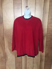 WOMEN'S ESSENTIALS BY MAGGIE LONG SLEEVE TOP-SIZE. 26-26W